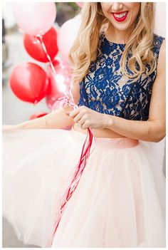 Valentine's Day With Space 46 Boutique, tulle beautiful, fashion blogger