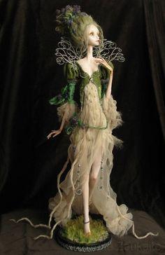 Dorote Zaukaite Villela Titania - A Midsummer Night's Dream