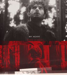 My heart; I want it back. Why did they have to kill the huntsman!?