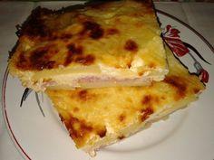 Cookbook Recipes, Cooking Recipes, Georgian Food, Greek Recipes, Hawaiian Pizza, Lasagna, Food And Drink, Sweets, Bread