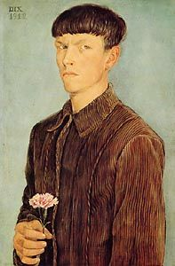 Otto Dix - reminds me of Spock