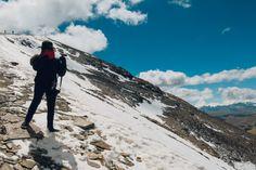 Monte Chacaltaya, nos arredores de La Paz, Bolívia