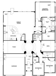Southfork dream home on pinterest dallas ranch house for Southfork house plan