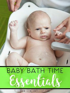 This list of baby bath time essentials is so helpful for new parents! If you're … This list of baby bath time essentials is so helpful for new parents! If you're not sure what you need for bath time with baby check out these tips! Trendy Baby Boy Names, Baby Food Containers, Baby Bath Time, Newborn Baby Care, Newborn Essentials, Parenting Toddlers, Parenting Blogs, Baby Blog, Baby Hacks