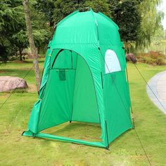 Outdoor tent for hiking,camping,shower,change clothes,toilet