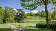 Claremont Landscape Garden boasts an impressive grass amphitheatre overlooking the lake © Andrew Butler