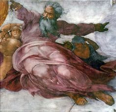 Michelangelo Paintings and Art Gallery