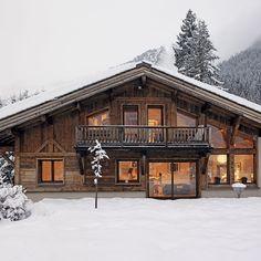 Exterior | Romantic Alpine chalet house tour | House tour | Modern decorating ideas | PHOTO GALLERY | Livingetc | Housetohome