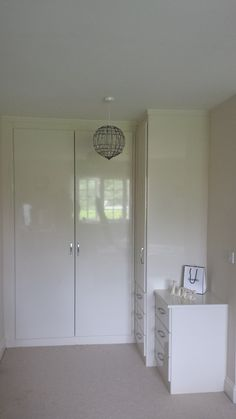 Bedroom Furniture Yorkshire fitted wardrobes with classic styles panels and dressing table