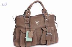 new prada purses for spring 2013 | ... bags women » Prada handbags » Prada handbags new stlye in brown