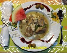 """""""Liebe geht durch den Magen"""" oder wenn das Essen sexy macht!:  Meeresrauschenaus dem Suppentopf Frische Fischsup..."""