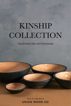 Kinship Collection from Union Wood Co