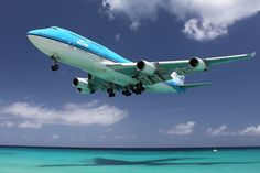 Saint MArtin, Sint Maarten, beach, place, aéroport, airport