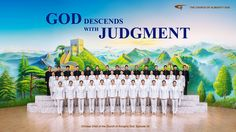 """God Is Saving Man in the Human World 