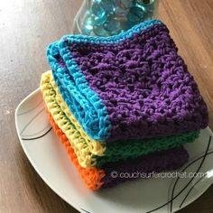 http://couchsurfercrochet.com/crochet-cotton-washcloths/
