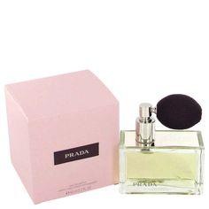 Prada Perfume by Prada for Women 2.7 oz EDP Spray 80ml with Atomizer SEALED NIB #Prada