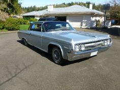1964 Oldsmobile Dynamic 88 Holiday Coupe