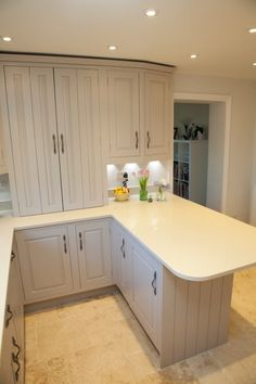 Best Customers Painted Kitchen Using Farrow Ball Bone No 15 400 x 300
