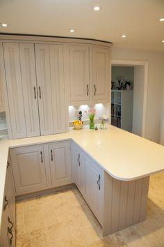 Best Customers Painted Kitchen Using Farrow Ball Bone No 15 400 x 300