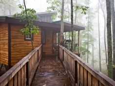 Monteagle Treehouse Hideaway AvailableVacation Rental in Monteagle