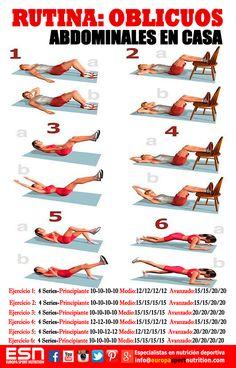 ejercicios para marcar abdomen en casa