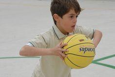 Sport, Enfant, École, Ball