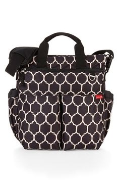 Skip Hop 'Duo Signature' Diaper Bag available at #Nordstrom
