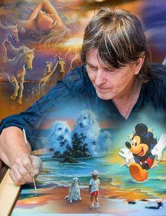 * Jim Warren - - - The Artist