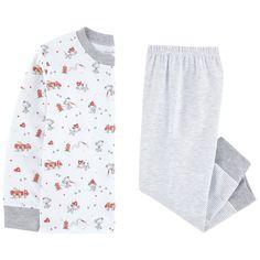 Pima cotton pyjamas
