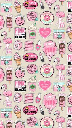 Get Latest Anime Wallpaper IPhone Pattern Print pink Unicornios Wallpaper, Tumblr Wallpaper, Galaxy Wallpaper, Drawing Wallpaper, Wallpaper Notebook, Wallpaper For Girls, Rainbow Wallpaper, Cute Wallpaper Backgrounds, Wallpaper Iphone Cute