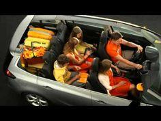 Opel Zafira Tourer y la flexibilidad