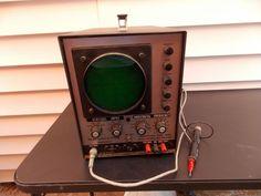 Vintage Sencore PS-148 Oscilloscope Vectorscope #Sencore
