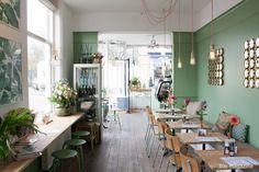 16/7/2016 ✔️ Pistache Cafe Den Haag