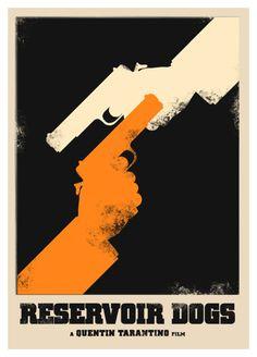 Reservoir Dogs by Dan Sherratt