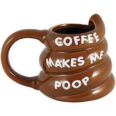 Does a cuppa joe make you go?