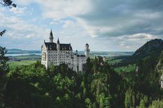 There are so many beautiful places to visit in Europe, from beaches, to monuments, to landscapes. Start working on your own Europe bucket list by clicking here to see all the wonderful places to visit in Europe! Royal Blood, Neuschwanstein Castle, Hd Photos, Stock Photos, Ancestry, Cool Places To Visit, Monument Valley, The Best, Travel Destinations