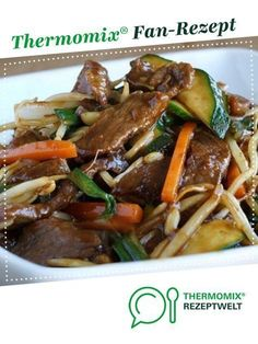 Chop Suey with beef from daktylus. A Thermomix ®️️ recipe from the main course with meat category at www.de, the Thermomix ®️️ community. Chop Suey with beef TasteCrunch tastecrunch REZEPTE Chop Suey with beef from daktylus. A Thermomix Crock Pot Recipes, Pork Recipes, Chicken Recipes, Healthy Recipes, Crock Pots, Recipe Chicken, Crowd Recipes, Sushi Recipes, Quiche Recipes