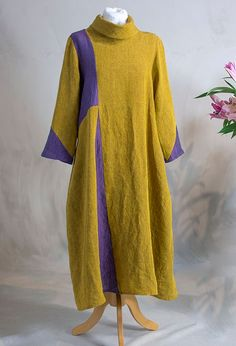 Terry Macey and Angelika Elsebach Spring / Summer Collection Mature Fashion, Plus Size Fashion, Summer Dresses Online, Iranian Women Fashion, African Print Fashion, Boho Fashion, Fashion Design, Linen Dresses, Fashion Colours