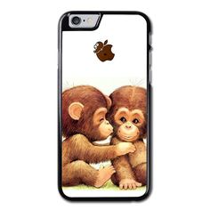 Baby Monkeys Phonecase for iPhone 6/6S Brand new.Lightweight, weigh approximately 15g.Made from hard plastic, also available for rubber materials.The case only covers the back and corners of your phone.This case is a one-piece case that covers the back and sides of the phone. There is no front for the case.This is a non-peeling nor a non-fading print. Meaning, over time it will continue to look just as amazing as it did when you first received it.