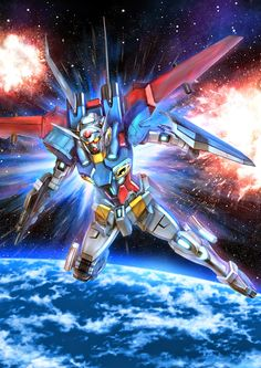 Gundam Digital Art Works Part 2 - Gundam Kits Collection News and Reviews g-self