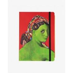 Raysse Notebook - L'Odalisque Middle Size