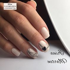 Summer time is the ideal time to experiment. There're some really intriguing tips! If you choose unusually common summer nails colors, then you require Oval Nails, Matte Nails, Diy Nails, Nail Art Courses, Neutral Nail Art, Moon Manicure, Diy Nail Designs, Beautiful Nail Designs, Trendy Nails