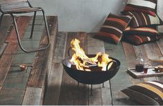 Roost Iron Fire Pit . . . [$290]