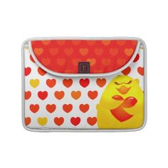 Sweet chick, Macbook sleeve.   Today's Best January 30, 2012