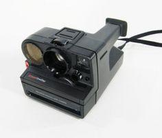 Vintage Pronto Land Camera