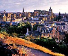 Planejamos a viagem da Sandra para a linda Escócia!  www.izapelomundo.com.br