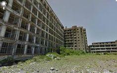 Resultado de imagen de view of an abandoned island