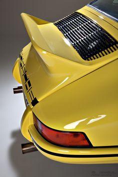 Porsche 911 RS - Duck Butt