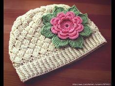Me encantan los gorros tejidos al crochet porque son fantásticos c7d99c5901c