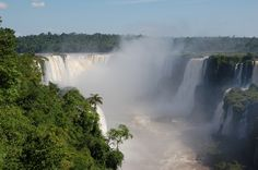 Iguacu Falls: Brazil - The Largest Country in South America